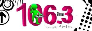 Townsville 106.3 FM logo