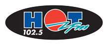 Hot FM Mt Isa logo