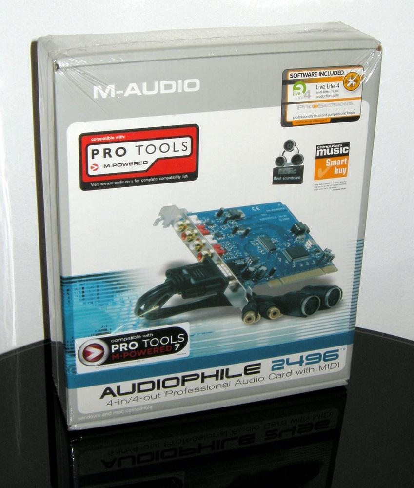 Premium sound card
