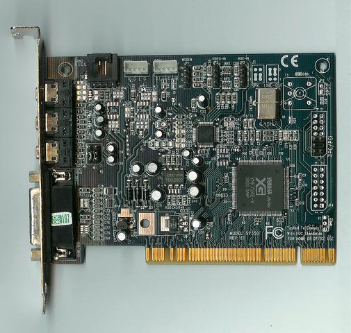 Yamaha xg ymf724e-v wdm и midi карты