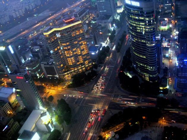 Seoul, South Korea  © 2008 Stefan Klocek