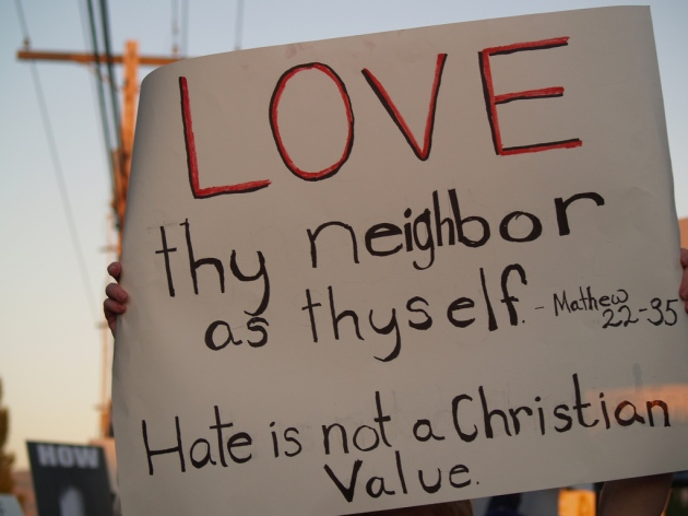 Love Thy Neighbour As Thyself © 2009 Erna Louisa
