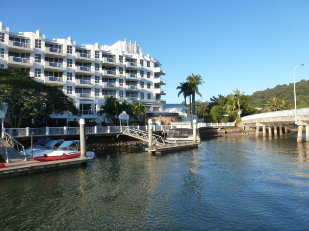 Sheraton on Noosa River © 2013 FMdxing at wordpress