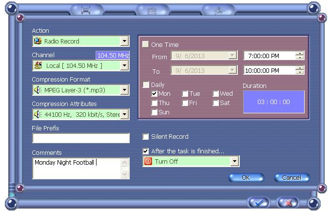 rtcn mikstat dvb-t dab fm software
