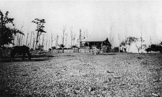 H. J. Jenyns' residence ca. 1930
