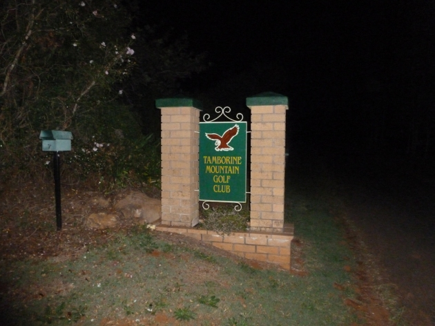 Golf Course Road broadcast site