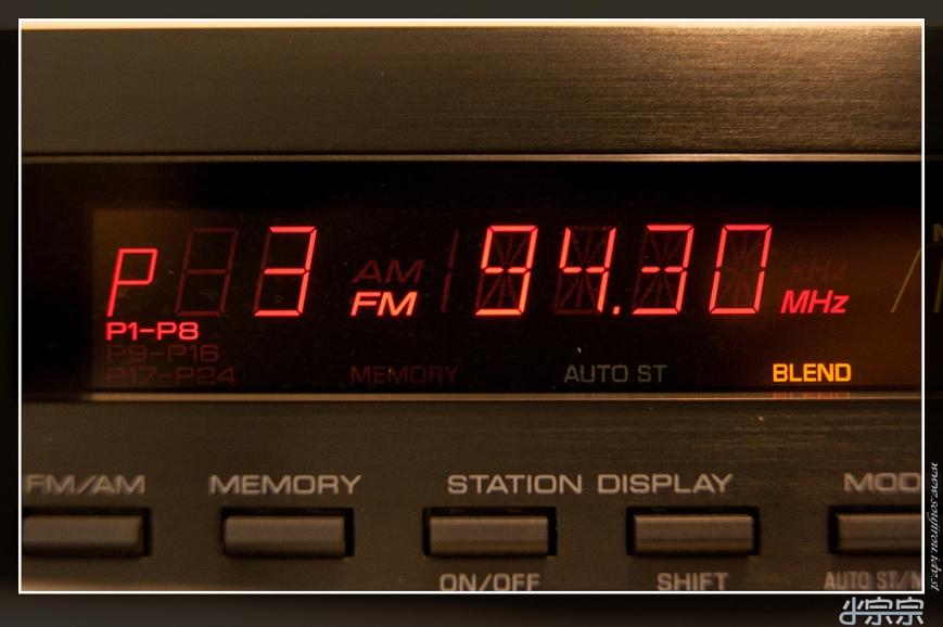 Yamaha TX-540 tuner © 2010 小宗宗