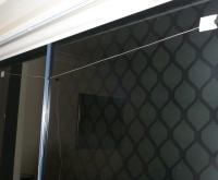 Wire Dipole inside window © 2013 FM DXing