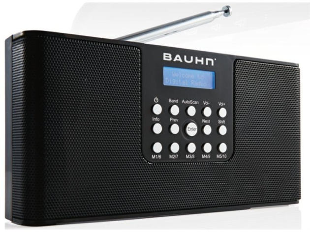 Bauhn Digital Receiver
