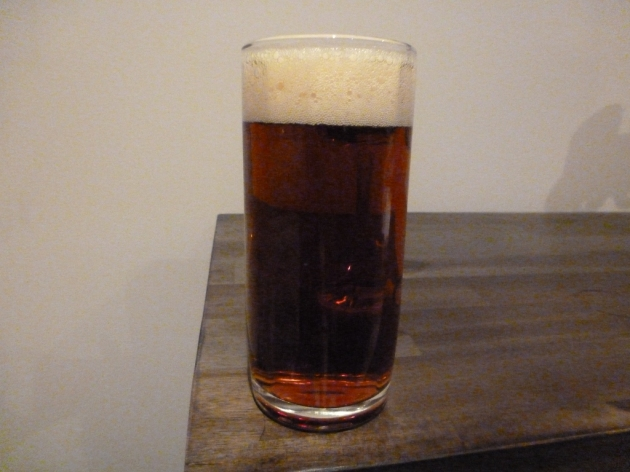 Home Brewed Cascade Imperial Voyage Pale Ale © 2013 FM DXing at WordPress
