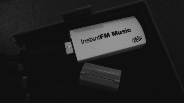 Instant Radio customization © 2014 FM DXing