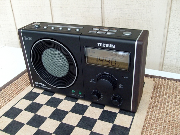 Tecsun CR-1100 © 2013 James Case