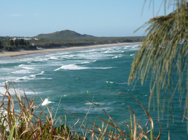 Coolum Beach including Emu Mtn © 2013 FM DXing at WordPress