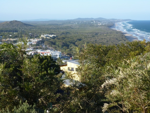 Low's Lookout vista: Northerly aspect, including Emu Mtn © 2013 FM DXing at WordPress