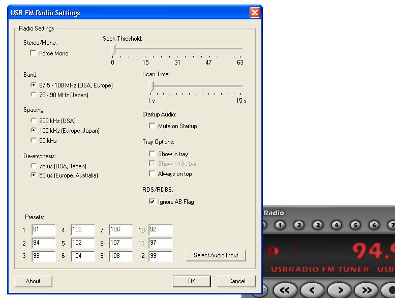 FM USB Tuner Shootout: PC Ear vs Instant Radio (ADS Tech RDX-155