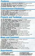Contents of Electronics Australia magazine © 1988 Federal Publishing