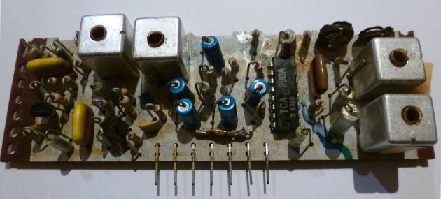 Module for Stereo Decoder © 2014 FM DXing at WordPress