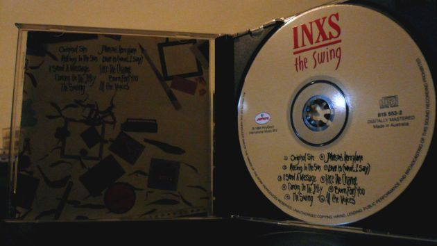 INXS The Swing (Remastered) © 2014 FM DXing