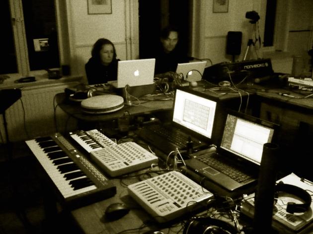 Noise Factory © 2010 Alexander Marco