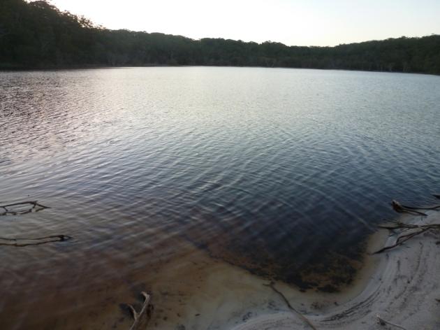 Expansive Lake Poona © 2014 FM DXing