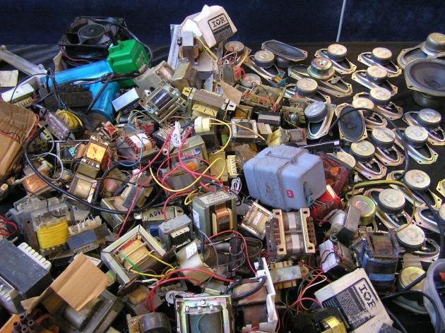 Junk electronics © 2007 Marco Bernardini
