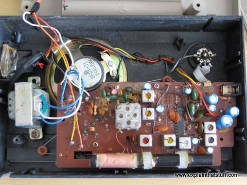 how to make a simple fm radio receiver at home