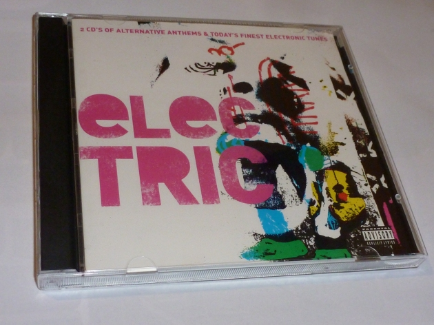 Electric 2 CDs of alternative anthems © 2014 FM DXing