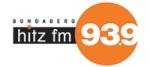 Hitz FM logo © 2014 Bundaberg Broadcasters
