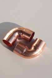 Copper elbows © 2012 Robert & Mihaela Vico